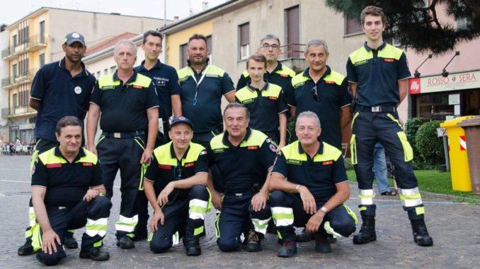 castano protezione civile coordinatore