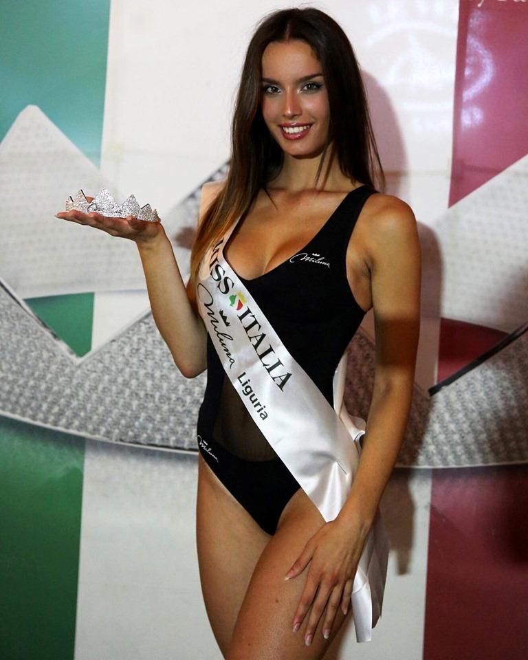 Busto Miss Italia Maria Laura Caccia