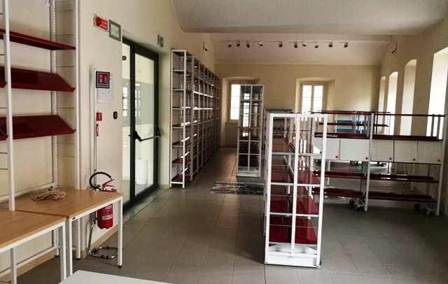 golasecca biblioteca museo gam
