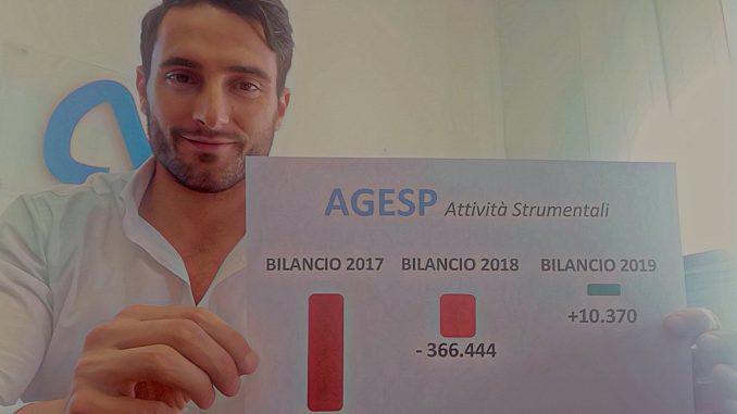 Busto Alessandro Della Marra Agesp Attività Strumentali