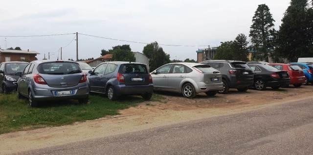 Parcheggio pagamento case nuove