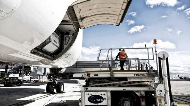 Cargo Malpensa Wfs Italy