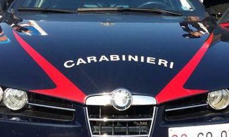 carabinieri busto lite