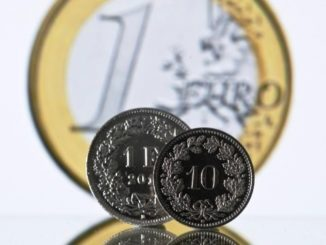euro franchi svizzeri