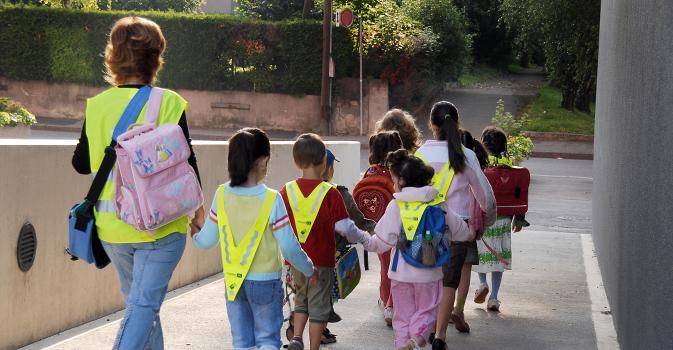 robecchetto pedibus volontari scuola