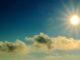 sole atlantico temporali sparsi
