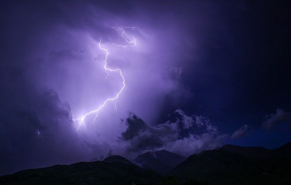 temporali grandine lombardia pianura