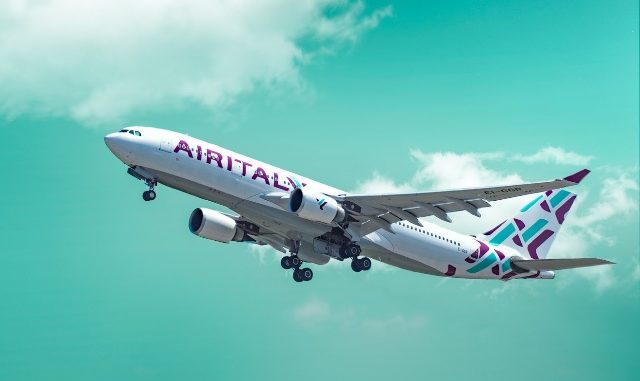Finnair el al air italy