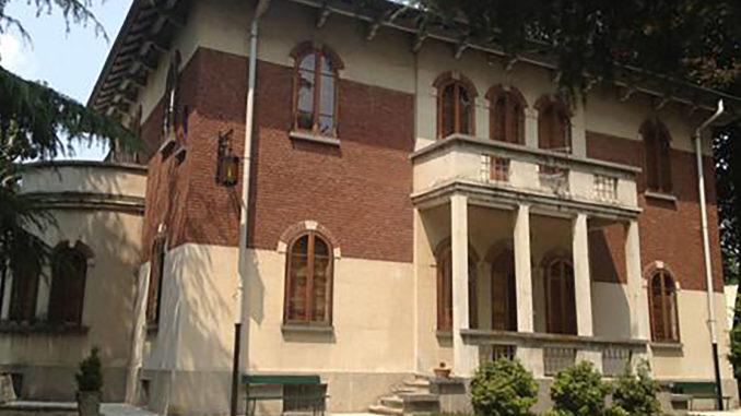 samarate villa agusta