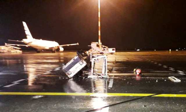 Indagine enac incidente malpensa