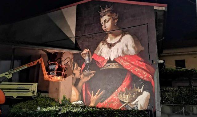 Somma lombardo ravo murales