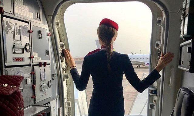 Neos Air assume assistenti volo