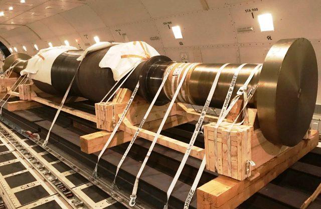 record cargo malpensa aereo