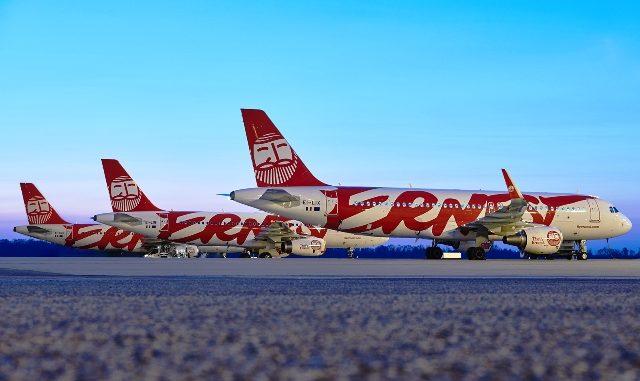 ernest airlines aerei malpensa