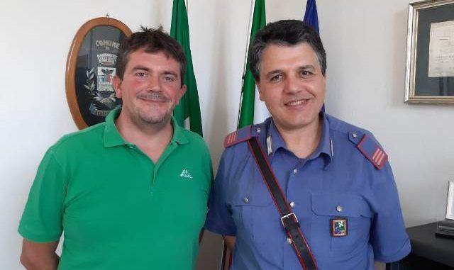 Albizzate Servizio ascolto carabinieri