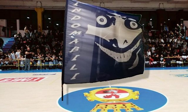 indomabili tifo Basketball Gallaratese