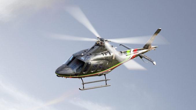 leonardo elicottero vip monaco