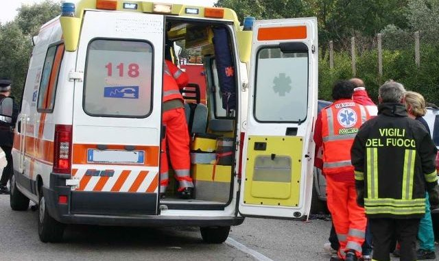A8 incidente svincolo 336