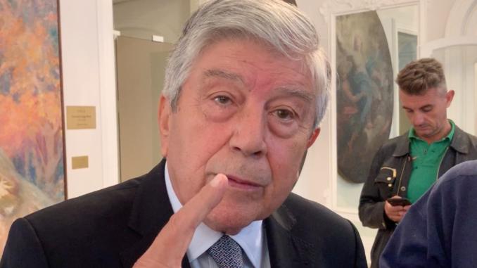 caliendo forza italia commissario