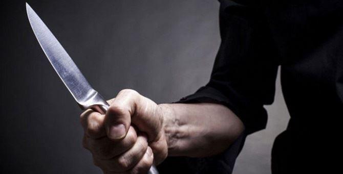 castellanza minaccia coltello