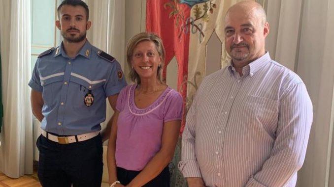 castellanza nuovo agente polizia locale