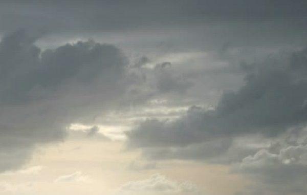 correnti nubi compatte pioggia