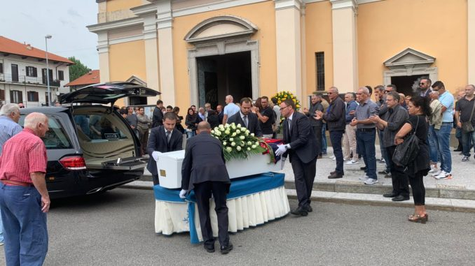 davide misto funerale