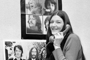 Albizzate Freda Kelly Beatles