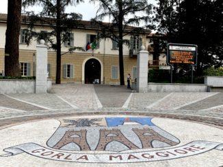 gorla maggiore palazzo terzaghi municipio