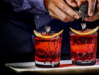 ostriche champagne negroni sesto