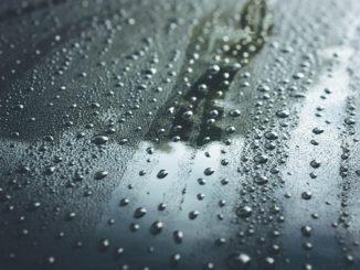 pioggia aria più fresca