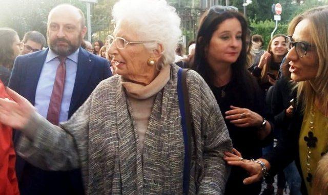 Somma Liliana Segre Civati