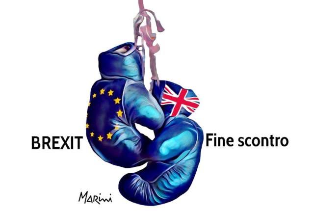brexit marini