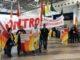 Manifestazione anti turchia malpensa