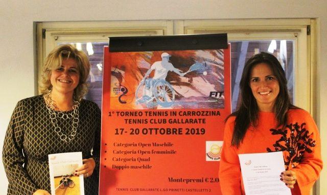 gallarate torneo tennis carrozzina