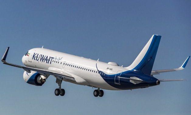 Kuwait Airways Malpensa A320neo
