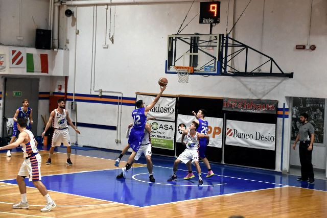 basketball gallaratese