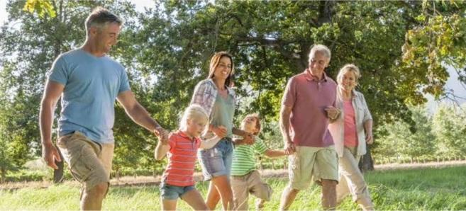 legnano salute camminata reumatici