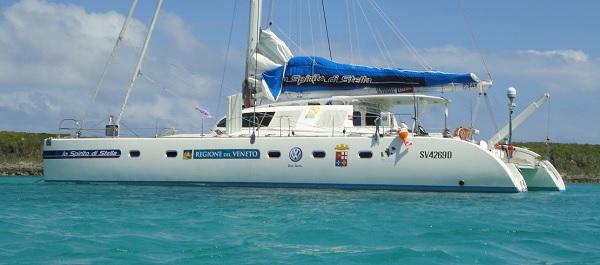 cerro maggiore disabili catamarano