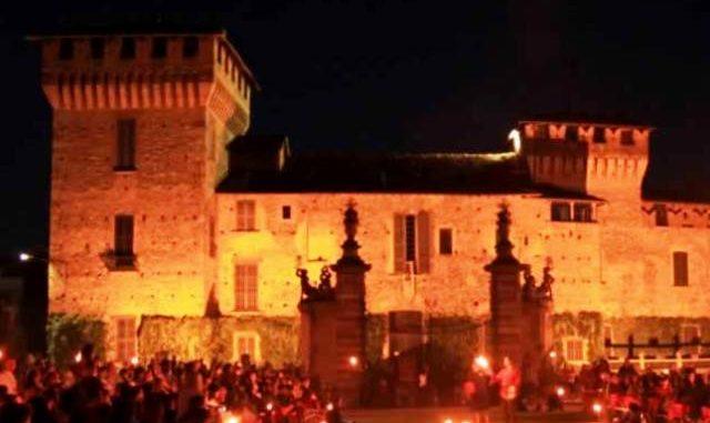 halloween somma festa castello
