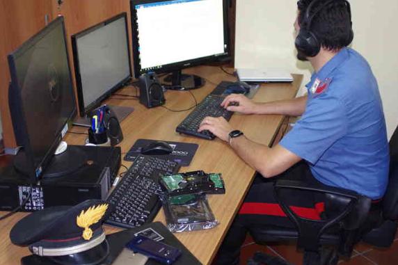 hacker carabinieri