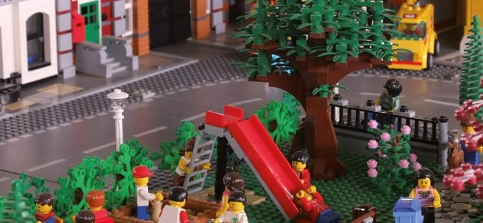 legnano mostra lego contrada