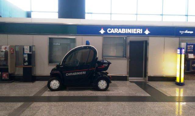 malpensa carabinieri