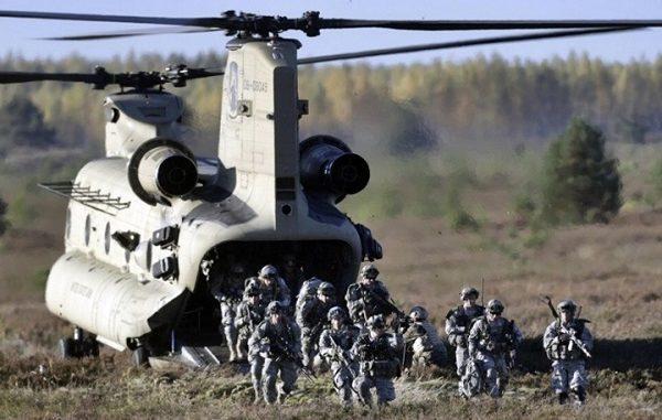 solbiate nato esercitazione militare