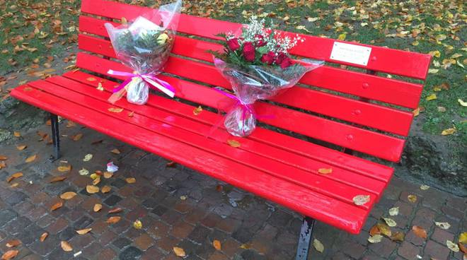 magnago panchina rossa violenze