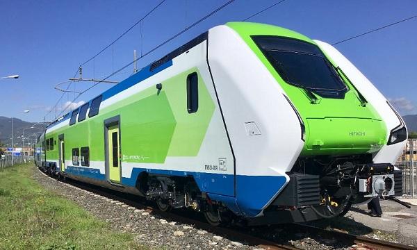treni pendolari caravaggio lombardia