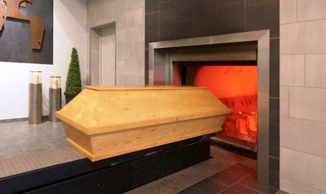 Forno crematorio Arnate Gallarate