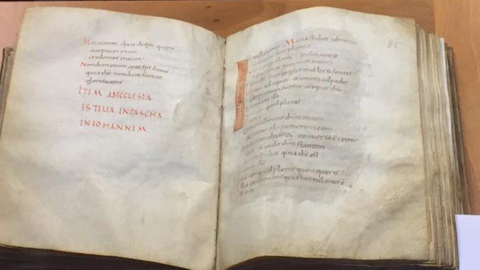 documenti storici busto capitolare