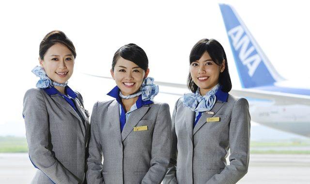 All Nippon Airways milano tokyo