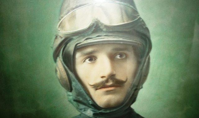 Libro Cevasco aviatore proletario